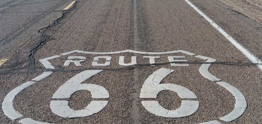 Rolling Down Route 66